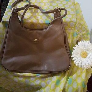 Etienne Aigner genuine leather purse
